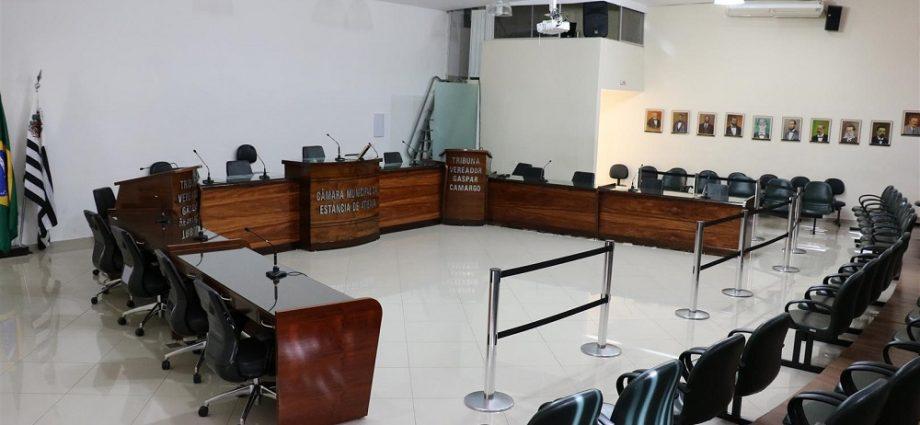 Câmara de Atibaia retoma sessões a partir do dia 2 sem público