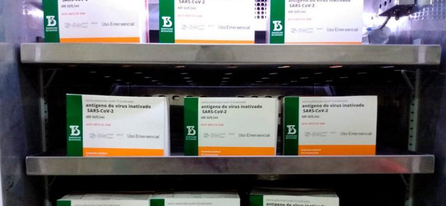 Bragança recebe mais vacinas e disponibiliza lista com nome de vacinados