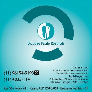Dentista João Rostirola