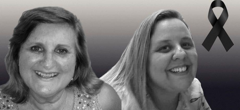 Mãe e filha professoras morrem de COVID-19
