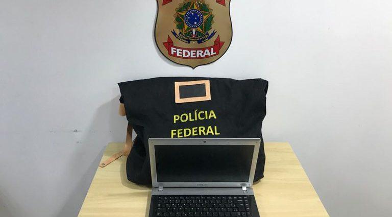 Polícia Federal (PF) realiza buscas em Itatiba contra exploração sexual de crianças. Mandado foi expedido pela Justiça Federal de Bragança.