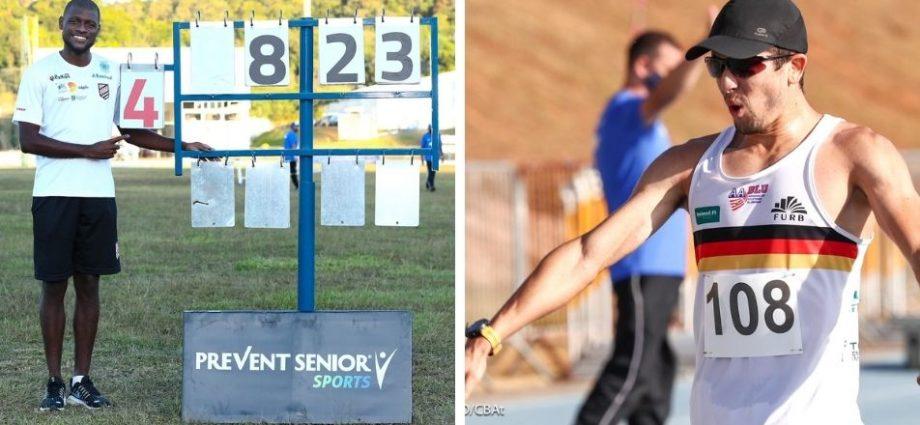 Dois atletas conseguem índice olímpico no Torneio Cidade de Bragança