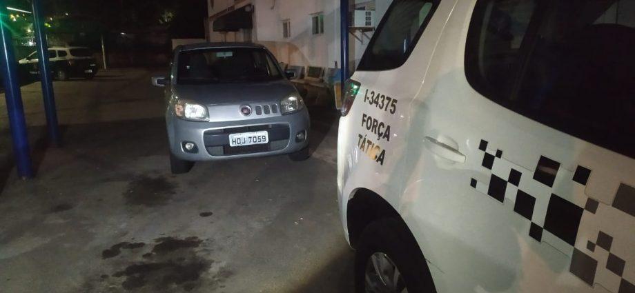 PM prende em Bragança assaltante acusado de roubar carro em Atibaia. Prisão aconteceu na madrugada deste sábado, 2.