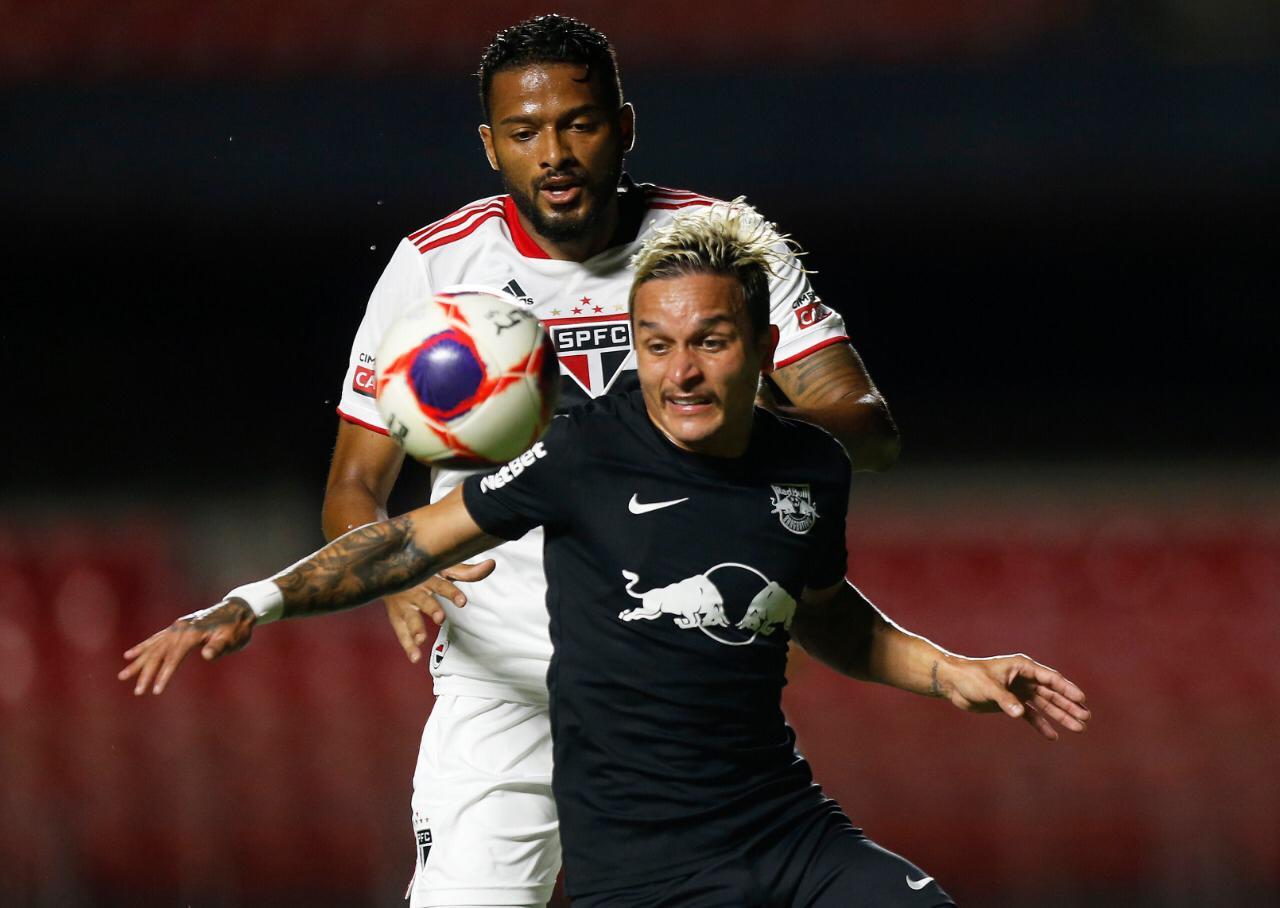 Red Bull Bragantino perde para o São Paulo após 12 jogos sem derrotas. Equipe volta a campo na quinta-feira, 15.
