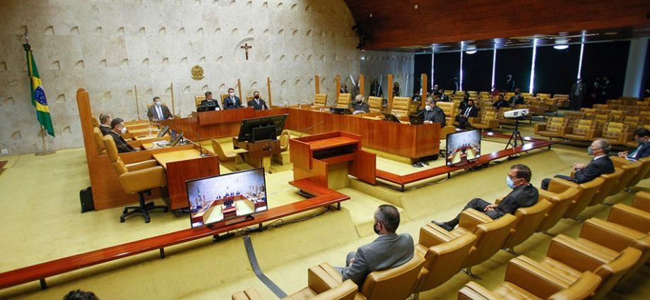STF dá poder a Estados e Municípios para proibirem atividades religiosas