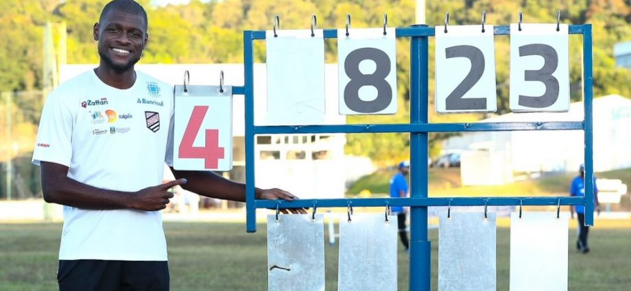 Atleta gaúcho Samory Uiki conquista em Bragança Paulista índice olímpico no salto em distância. Torneio de atletismo termina hoje.