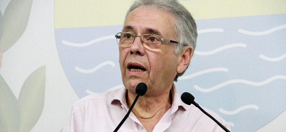 Vereador Paulo Mário está na UTI após infartar na última sexta-feira, 2. Ele encontra-se internado na UTI da Santa Casa.