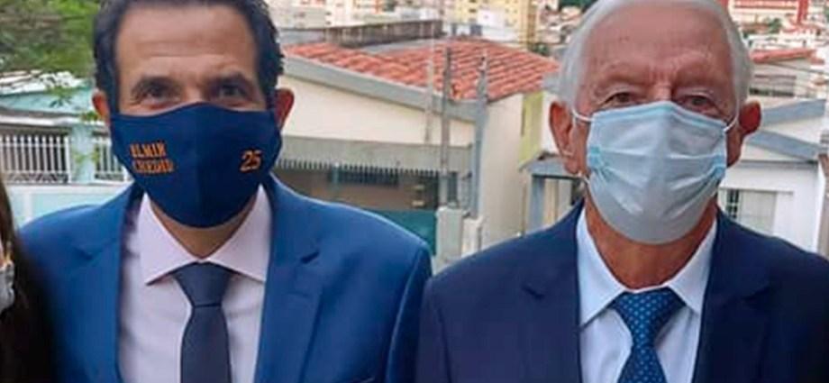 Bimbo, vice de Elmir Chedid, permanece intubado na UTI. O vice=prefeito de Serra Negra tem 81 anos e está internado em Campinas.