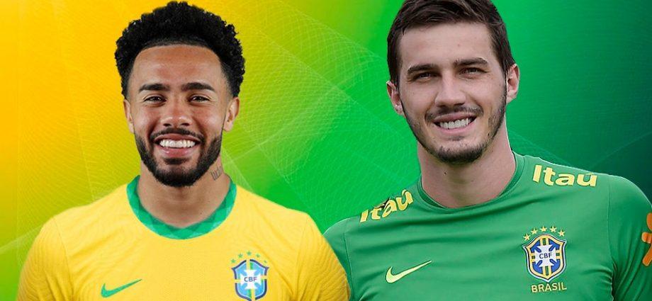 Claudinho e Cleiton são convocados para a seleção olímpica e estarão à disposição da CBF entre os dias 31 de maio e 8 de junho