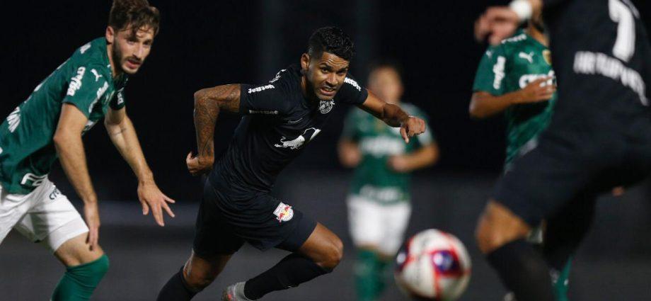 Bragantino é desclassificado do Paulistão após derrota para o Palmeiras