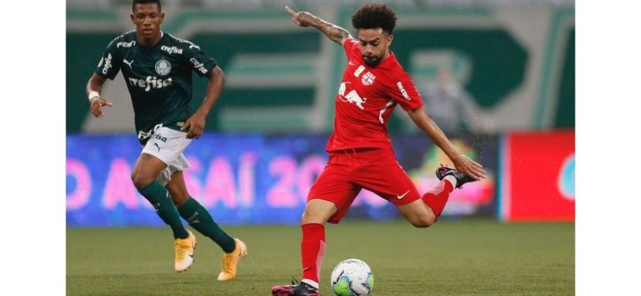 Definido: Bragantino x Palmeiras acontece sexta às 19h30 em Bragança