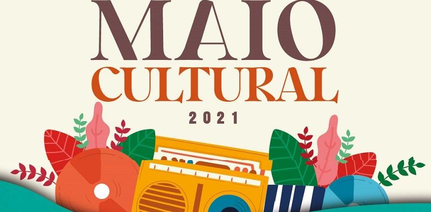 Maio Cultural continua no final de semana com programação on-line