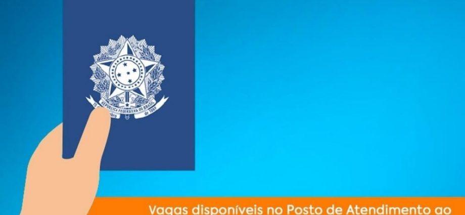 PAT de Bragança Paulista divulga mais de 60 vagas de emprego. Há oportunidades para diferentes níveis de escolaridade.