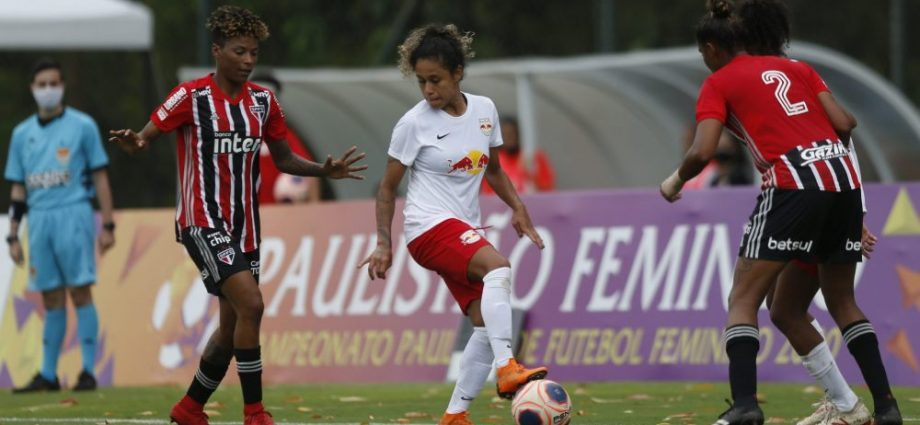 Meninas do Bragantino enfrentam o Sport hoje pelo Brasileiro A2