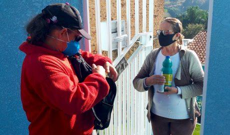 Força-tarefa contra COVID-19 acontece no Amapola na terça-feira, 22, das 9h às 12h e distribui máscaras, álcool em gel e água sanitária.