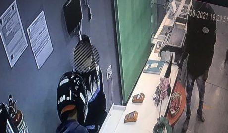 Sorveteria é assaltada em Bragança Paulista
