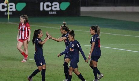 Red Bull Bragantino enfrenta JC Futebol, do Amazonas, na segunda fase do Brasileirão Feminino A2. Braga tem 100% de aproveitamento.