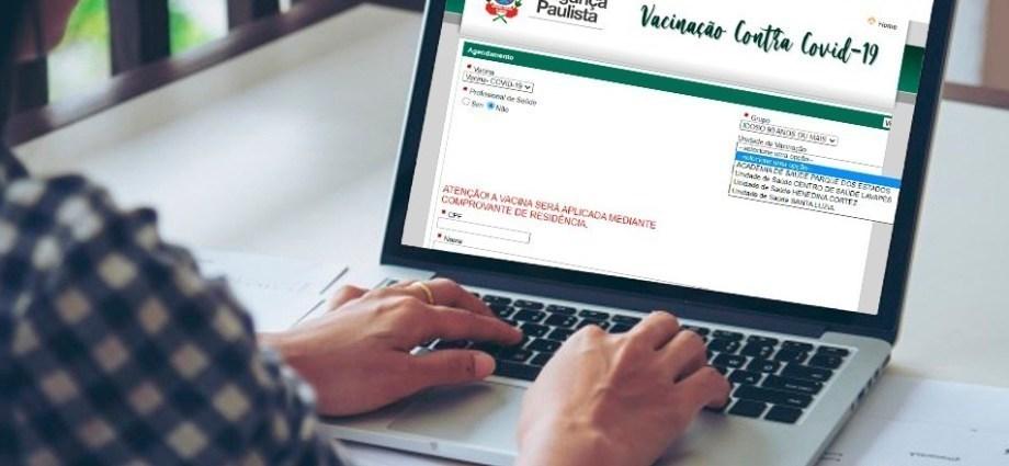 Bragança Paulista abre hoje agendamento de vacinação contra COVID-19, para pessoas com comorbidades com 18 anos ou mais.